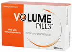 Increase semen volume – Volume Pills!